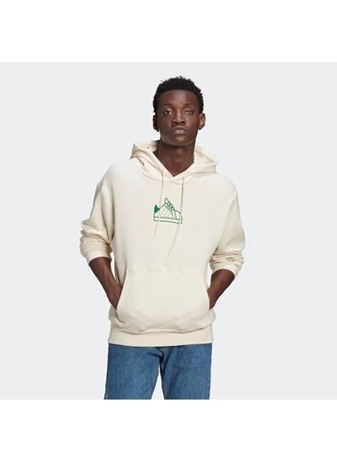 adidas Gq8875-E Stan Smıth Hd Erkek Sweatshirt Beyaz Beyaz